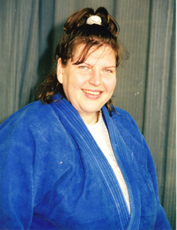 23-го июня празднует юбилей самая титулованная воспитанница челябинского дзюдо Светлана Гундаренко